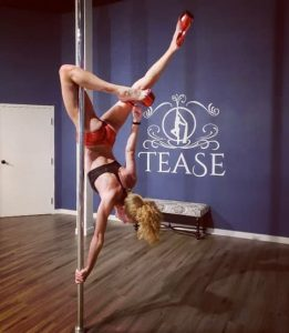 Pole Dancing and Breast Cancer. It's Like A Thing…..