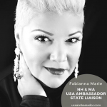 PROFILE: A Totally Fabulous Fighter Breast Cancer Survivor Fabianna Marie