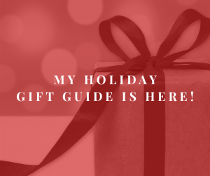 Holiday Gift Ideas for Breast Cancer Patients