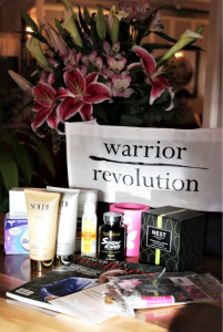 Warrior Revolution